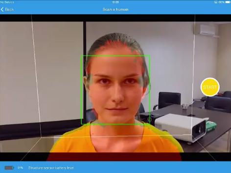 1 Mobile 3D Scanner App for iPad | itSeez3D