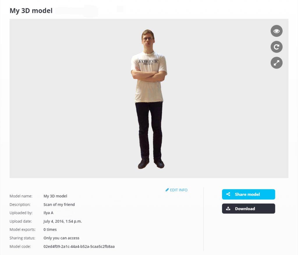share model